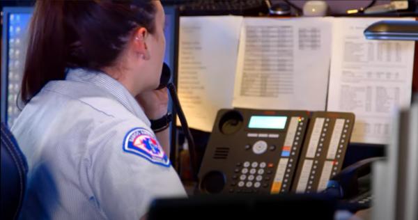 FirstNet MegaRange Bangs Ambulance